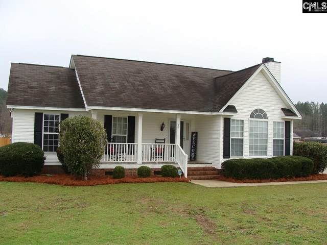 28 Colony Drive, Camden, SC 29020 (MLS #488751) :: Loveless & Yarborough Real Estate