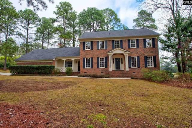 136 Cricket Hill Road, Columbia, SC 29223 (MLS #488756) :: Loveless & Yarborough Real Estate