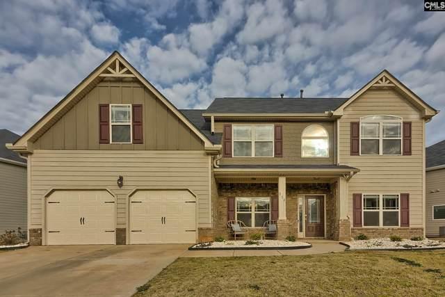 834 Lone Oak Bend, Lexington, SC 29073 (MLS #488795) :: The Olivia Cooley Group at Keller Williams Realty