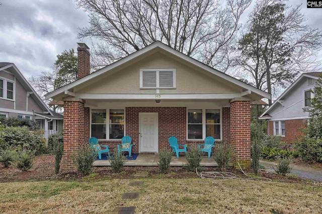 315 S Pickens Street, Columbia, SC 29205 (MLS #488846) :: The Olivia Cooley Group at Keller Williams Realty