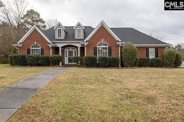 30 Belmont Drive, Camden, SC 29020 (MLS #488924) :: EXIT Real Estate Consultants