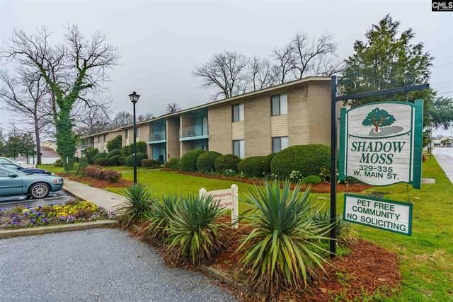 335-C W Main Street, Lexington, SC 29072 (MLS #488947) :: EXIT Real Estate Consultants