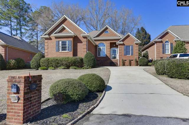 336 Palmer Drive, Lexington, SC 29072 (MLS #488961) :: EXIT Real Estate Consultants