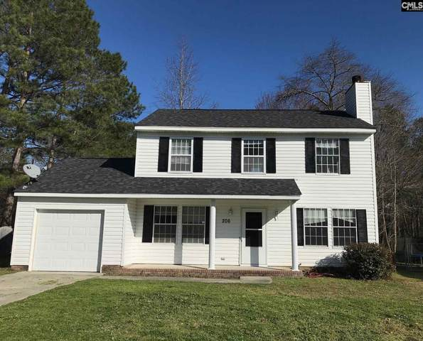 206 Moss Field Road, Columbia, SC 29229 (MLS #489010) :: EXIT Real Estate Consultants