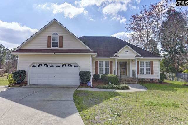 124 Ridgecrest Drive, Lexington, SC 29072 (MLS #489028) :: The Neighborhood Company at Keller Williams Palmetto