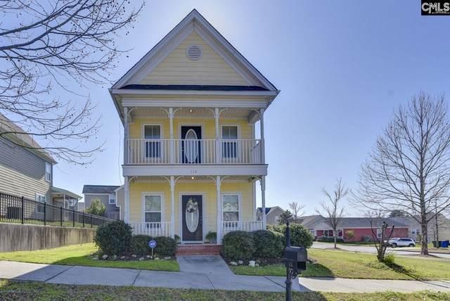 116 Rosewood Hills Drive, Columbia, SC 29205 (MLS #489113) :: Home Advantage Realty, LLC