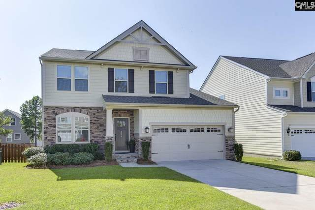256 Placid Drive, Irmo, SC 29063 (MLS #489131) :: Resource Realty Group