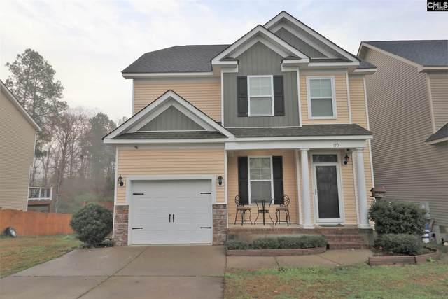 170 Walkbridge Way, Chapin, SC 29036 (MLS #489287) :: EXIT Real Estate Consultants