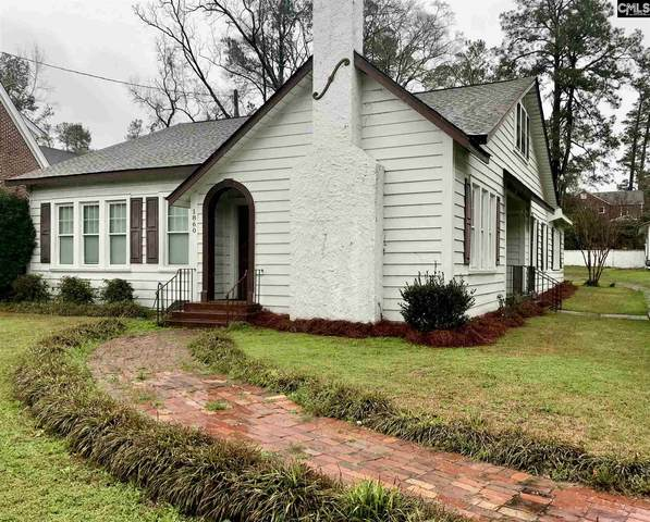 1860 Broughton Street, Orangeburg, SC 29115 (MLS #489968) :: EXIT Real Estate Consultants