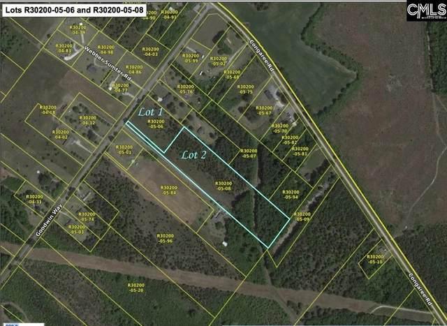 0 Goodwin Way, Gadsden, SC 29052 (MLS #490043) :: EXIT Real Estate Consultants