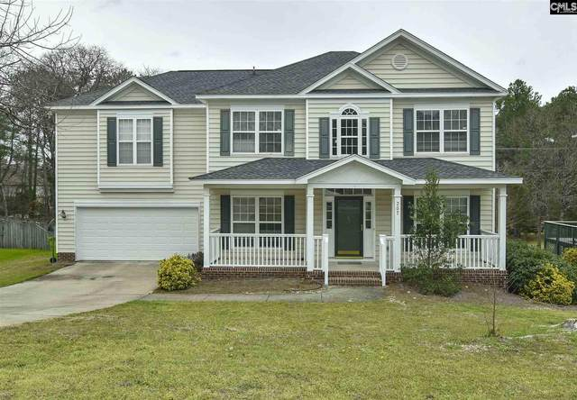 207 Steeple Drive, Columbia, SC 29229 (MLS #490367) :: The Meade Team