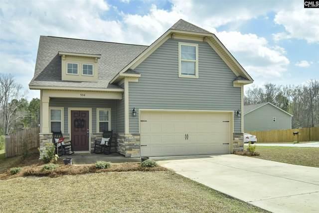 504 Connecticut Avenue, Chapin, SC 29036 (MLS #491034) :: EXIT Real Estate Consultants