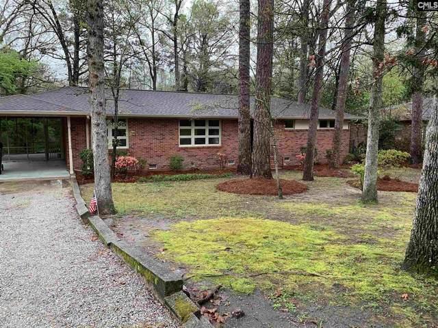 1340 Glenhaven Drive, Columbia, SC 29205 (MLS #491424) :: Loveless & Yarborough Real Estate