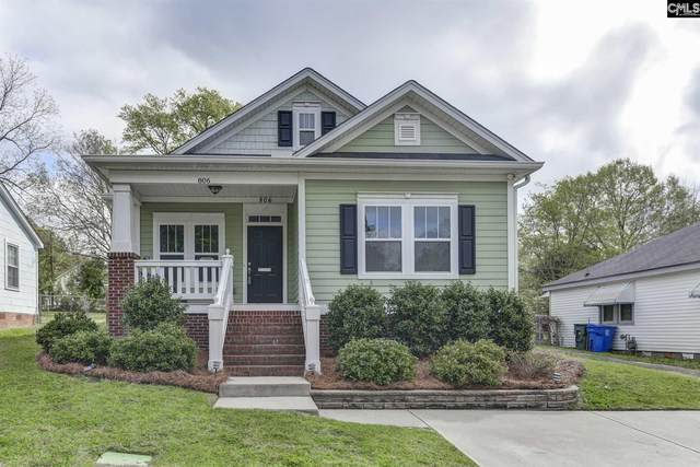 806 Howard Street, Columbia, SC 29205 (MLS #491551) :: Loveless & Yarborough Real Estate