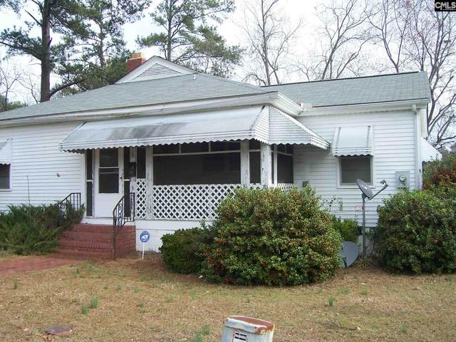 2202 Nance Street, Newberry, SC 29108 (MLS #491570) :: EXIT Real Estate Consultants
