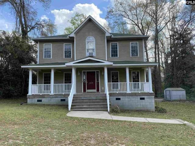 409 Spring Street, Lexington, SC 29072 (MLS #491647) :: EXIT Real Estate Consultants