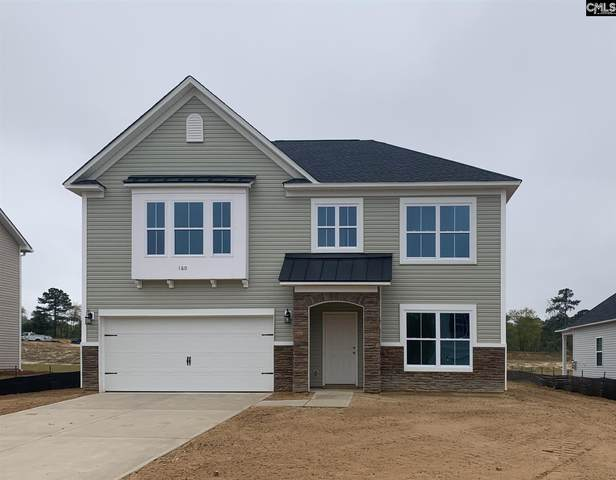 160 Drummond Way, Lexington, SC 29072 (MLS #491661) :: Loveless & Yarborough Real Estate