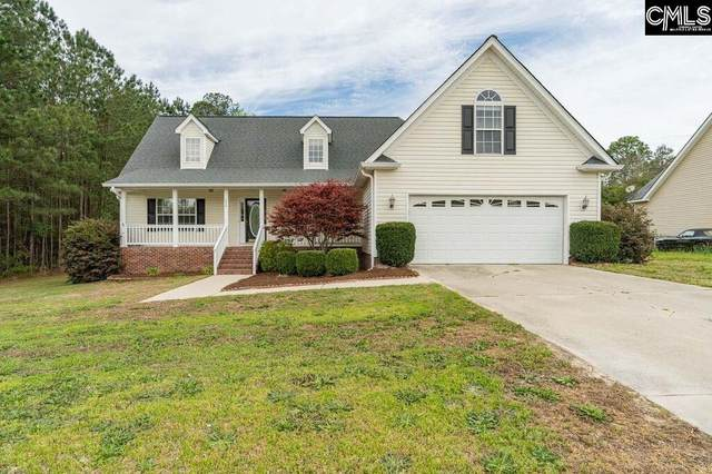 216 Calli Lane, Elgin, SC 29045 (MLS #491771) :: The Latimore Group