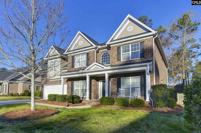 334 Nichols Branch Lane, Irmo, SC 29063 (MLS #491793) :: Resource Realty Group