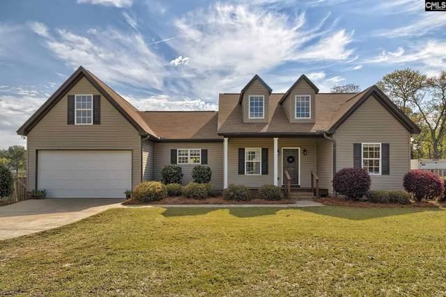 139 Mercellus Road, Leesville, SC 29070 (MLS #491830) :: EXIT Real Estate Consultants