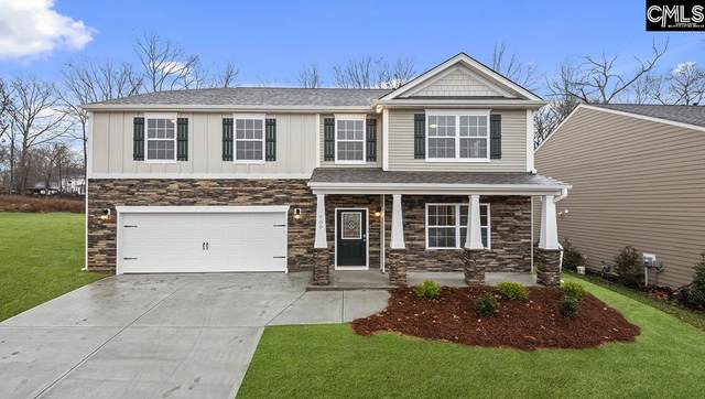693 Collett Drive, Blythewood, SC 29016 (MLS #491887) :: The Olivia Cooley Group at Keller Williams Realty