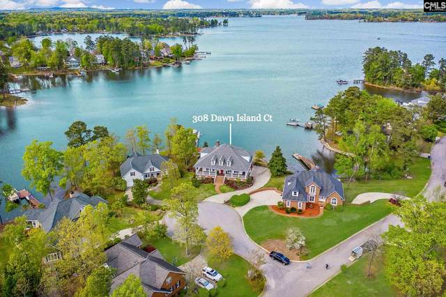 308 Dawn Island Court, Chapin, SC 29036 (MLS #491895) :: Resource Realty Group