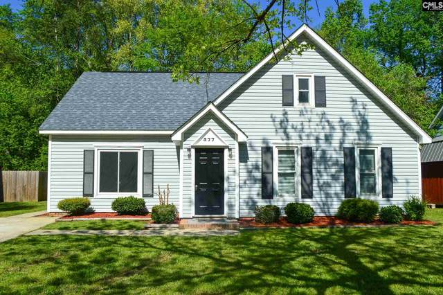 377 Wharfsdale Road, Irmo, SC 29063 (MLS #492091) :: Fabulous Aiken Homes & Lake Murray Premier Properties