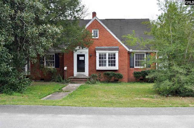407 Chewning Street, Camden, SC 29020 (MLS #492181) :: The Latimore Group