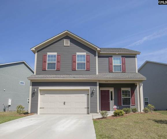 319 Fairford Road, Blythewood, SC 29016 (MLS #492194) :: The Latimore Group