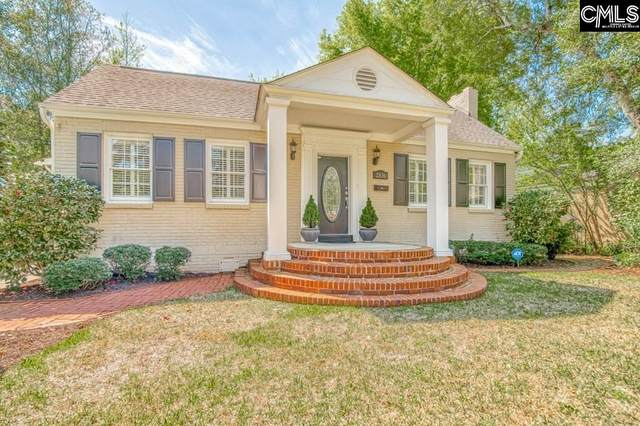 2836 Stratford Road, Columbia, SC 29204 (MLS #492343) :: EXIT Real Estate Consultants