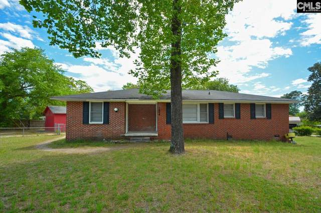 7604 Pinedale Drive, Columbia, SC 29223 (MLS #492391) :: NextHome Specialists