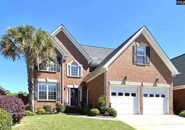 119 Tranquil Trail, Irmo, SC 29063 (MLS #492450) :: Loveless & Yarborough Real Estate