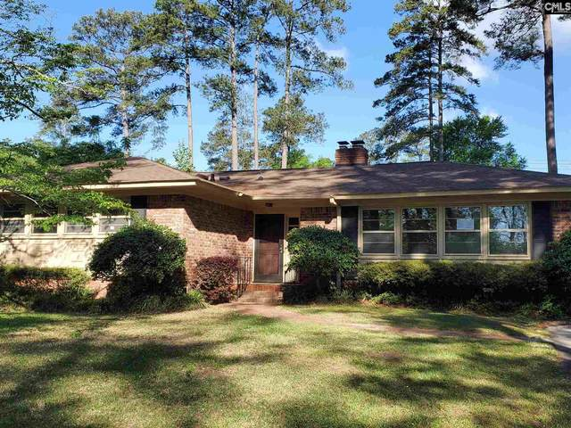 847 Rickenbaker Road, Columbia, SC 29205 (MLS #492940) :: Realty One Group Crest