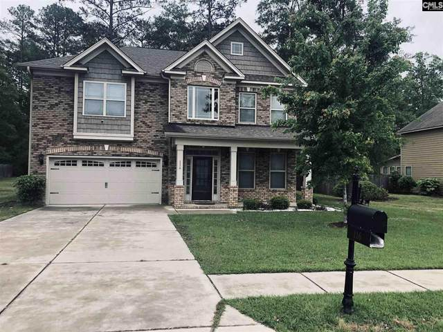 116 Hunters Run Dr, Blythewood, SC 29016 (MLS #493098) :: EXIT Real Estate Consultants