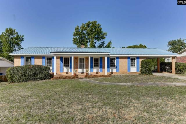 921 Riverview Drive, West Columbia, SC 29169 (MLS #493101) :: The Olivia Cooley Group at Keller Williams Realty