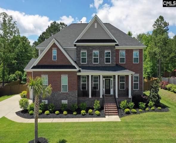 233 Brookridge Drive, Chapin, SC 29036 (MLS #493268) :: EXIT Real Estate Consultants
