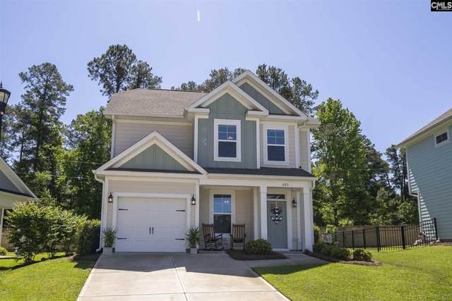 660 Pinnacle Way, Lexington, SC 29072 (MLS #493373) :: EXIT Real Estate Consultants