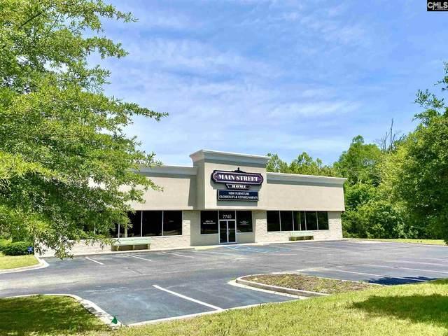 7740 Broad River Road, Irmo, SC 29063 (MLS #493398) :: EXIT Real Estate Consultants