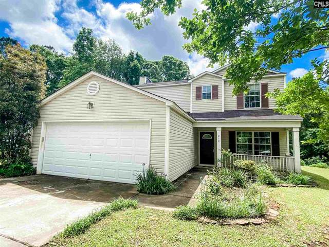 219 Autumn Woods Drive, Irmo, SC 29063 (MLS #493477) :: Loveless & Yarborough Real Estate