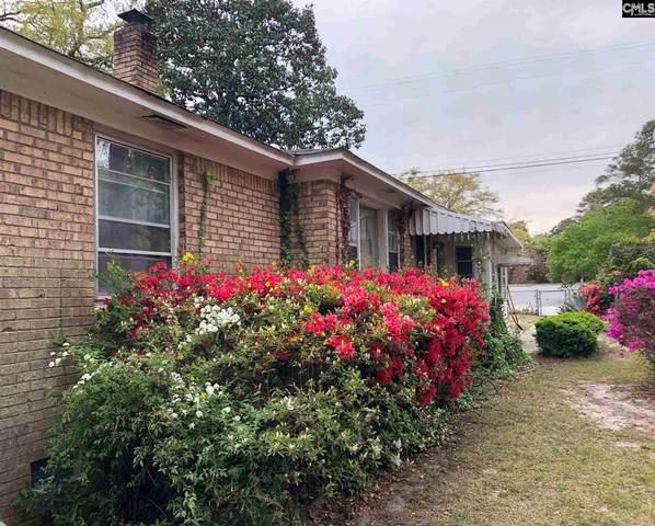 4000 Hanson Avenue, Columbia, SC 29204 (MLS #493631) :: Loveless & Yarborough Real Estate