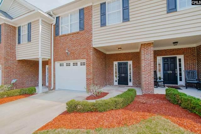 113 Park Ridge Way, Lexington, SC 29072 (MLS #493692) :: EXIT Real Estate Consultants