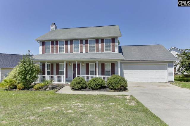174 Savannah Hills Drive, Lexington, SC 29073 (MLS #493764) :: Loveless & Yarborough Real Estate