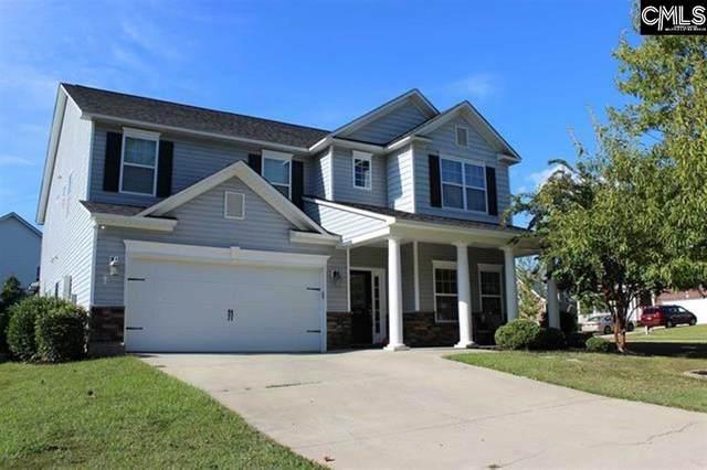 126 Kingship Drive, Chapin, SC 29036 (MLS #493827) :: Fabulous Aiken Homes