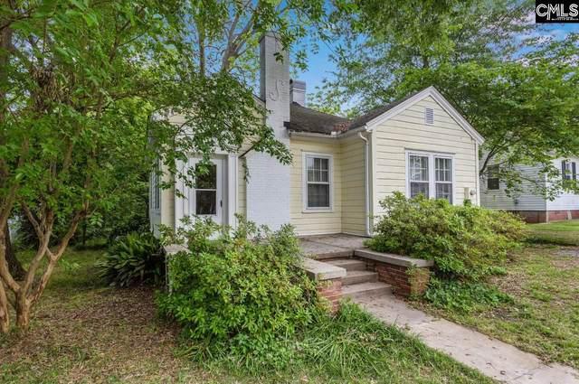 1607 Nance Street, Newberry, SC 29108 (MLS #493882) :: Loveless & Yarborough Real Estate