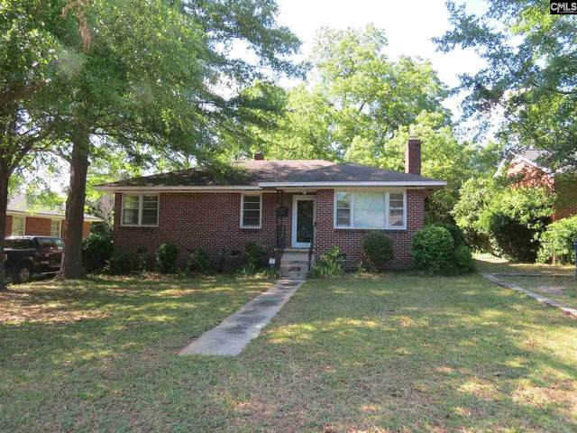 813 Johnson Avenue, Columbia, SC 29203 (MLS #494003) :: The Meade Team