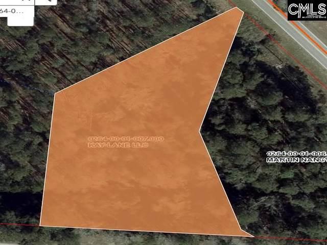 0 Five Chop Road, Orangeburg, SC 29115 (MLS #494118) :: EXIT Real Estate Consultants