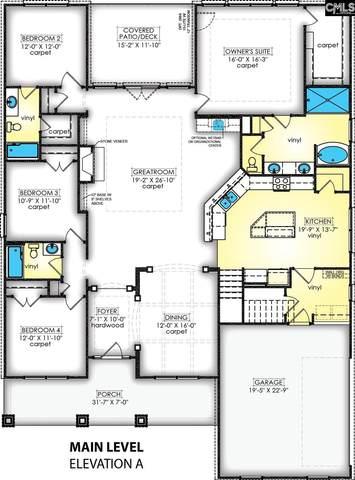 97 Sixty Oaks Lane, Elgin, SC 29045 (MLS #494237) :: Home Advantage Realty, LLC