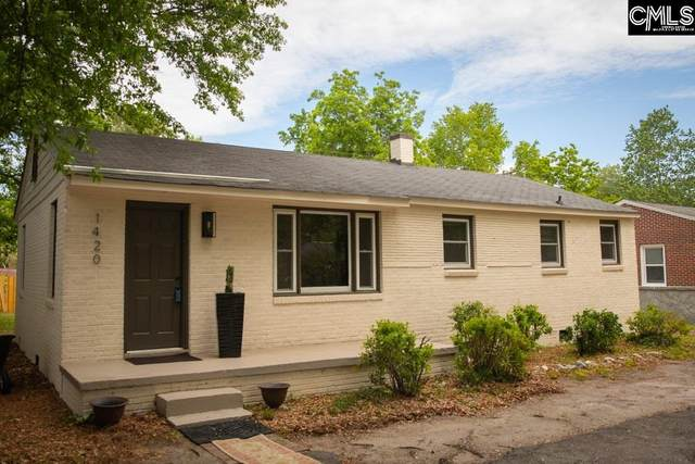 1420 S Kilbourne Road, Columbia, SC 29205 (MLS #494422) :: The Neighborhood Company at Keller Williams Palmetto