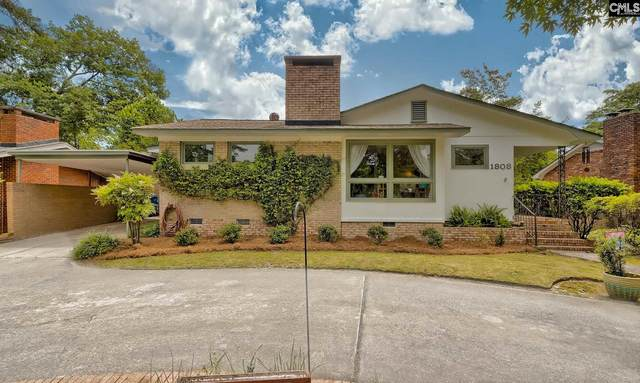 1808 York Drive, Columbia, SC 29204 (MLS #494595) :: The Neighborhood Company at Keller Williams Palmetto