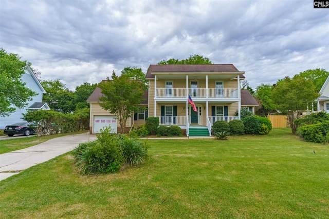 112 Coachman Dr, Lexington, SC 29072 (MLS #494824) :: EXIT Real Estate Consultants